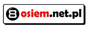 Logo osiem.net.pl